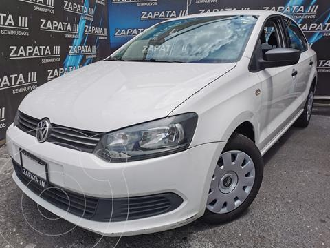 Volkswagen Vento Startline usado (2015) color Blanco Candy precio $140,000