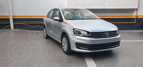 Volkswagen Vento Startline Aut usado (2018) color Plata Reflex precio $180,000