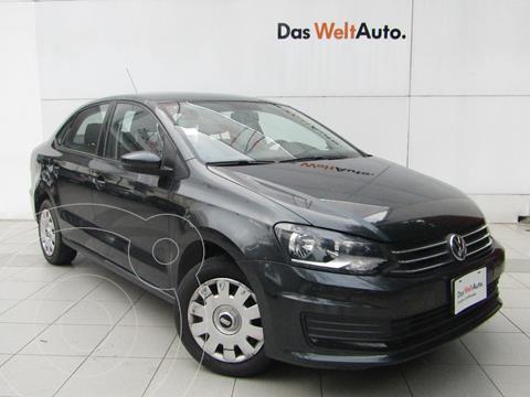 Volkswagen Vento Startline usado (2020) color Gris precio $205,000