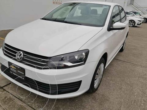 Volkswagen Vento Startline Aut usado (2020) color Blanco precio $225,000