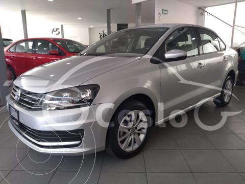 Volkswagen Vento COMFORTLINE 1.6L L4 105HP MT usado (2020) color Plata Reflex precio $219,500