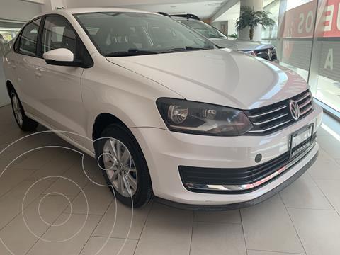 Volkswagen Vento Comfortline usado (2016) color Blanco precio $170,000