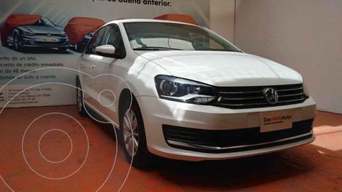 Volkswagen Vento Comfortline usado (2020) color Blanco precio $237,000