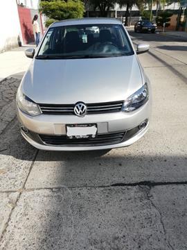 Volkswagen Vento Highline Aut usado (2014) color Plata Reflex precio $167,000