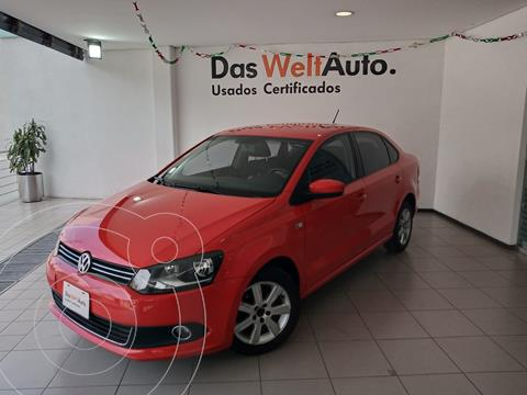 Volkswagen Vento Comfortline usado (2015) color Rojo precio $159,000