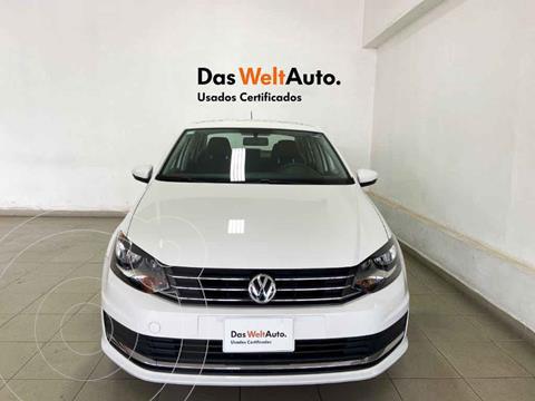 Volkswagen Vento Comfortline Aut usado (2020) color Blanco precio $245,045