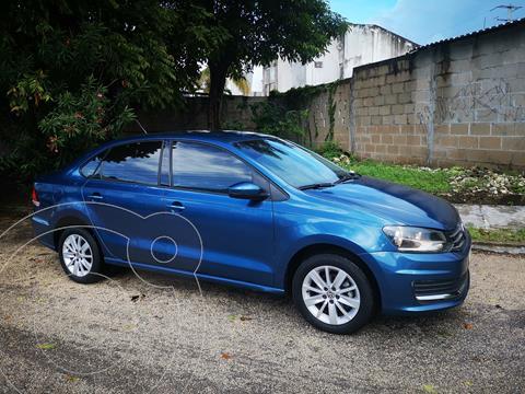 Volkswagen Vento Comfortline Tiptronic usado (2018) color Azul precio $170,000