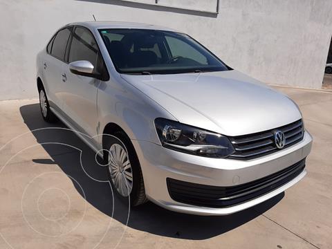 Volkswagen Vento Startline usado (2020) color Plata Dorado precio $223,000