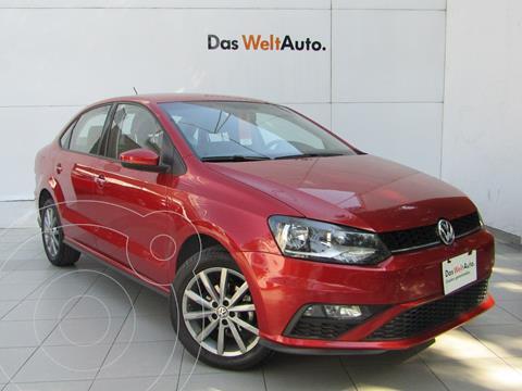 Volkswagen Vento Comfortline Tiptronic usado (2020) color Rojo precio $269,000