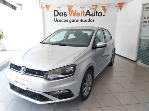 Volkswagen Vento Comfortline Plus usado (2020) color Plata Reflex precio $259,000