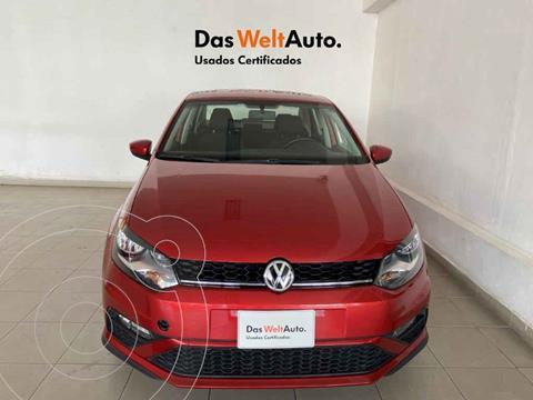Volkswagen Vento Highline usado (2020) color Rojo precio $256,138