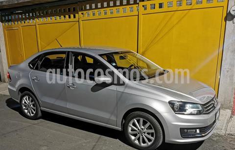 Volkswagen Vento Highline Aut usado (2018) color Plata precio $195,000