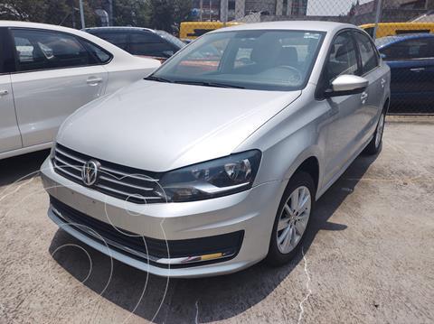 Volkswagen Vento COMFORTLINE 1.6L L4 105HP MT usado (2019) color Plata Reflex precio $168,000