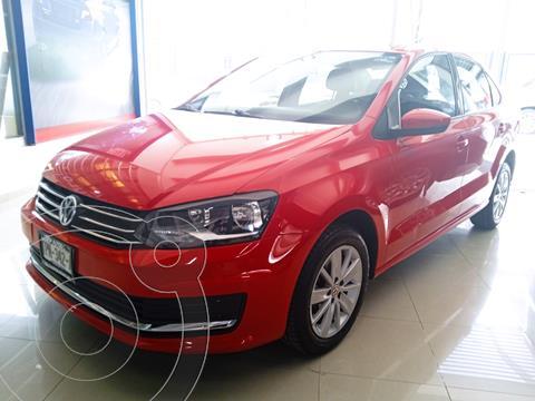 Volkswagen Vento Comfortline usado (2020) color Rojo Flash precio $275,000