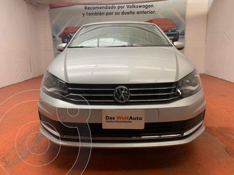 Volkswagen Vento Comfortline usado (2020) color Plata precio $232,000