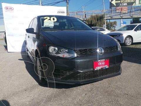 Volkswagen Vento Startline Aut usado (2020) color Gris precio $240,500