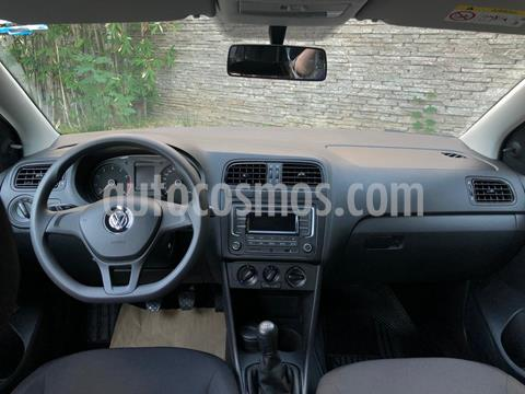 Volkswagen Vento Startline usado (2020) color Gris precio $199,000