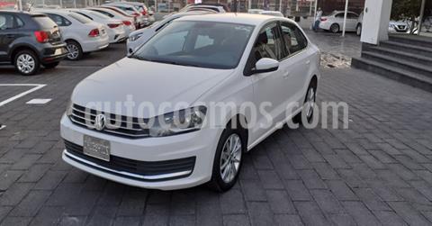 Volkswagen Vento Comfortline usado (2019) color Blanco precio $166,900