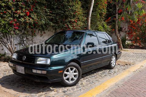 Volkswagen Vento Europa L4,1.8i,8v S 2 1 usado (1998) color Verde precio u$s5,500