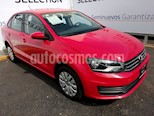 Foto venta Auto usado Volkswagen Vento Startline Aut (2018) color Rojo Flash precio $182,000