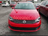Foto venta Auto usado Volkswagen Vento Startline (2018) color Rojo precio $181,000