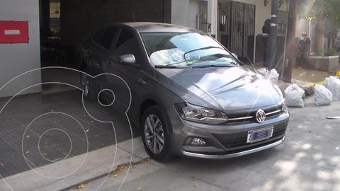 Volkswagen Virtus Highline 1.6 Aut usado (2020) color Gris precio $2.699.900