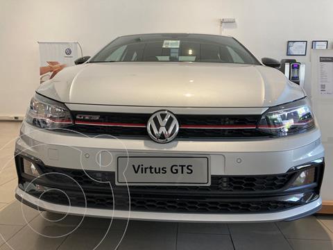 OfertaVolkswagen Virtus GTS nuevo color Plata Reflex precio $3.284.000