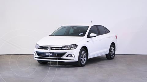 Volkswagen Virtus Trendline 1.6 usado (2019) color Blanco Cristal precio $2.220.000