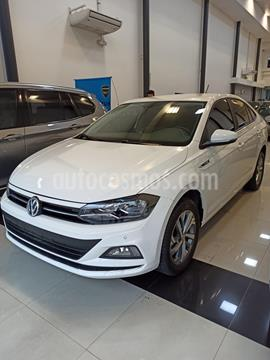 Volkswagen Virtus Highline 1.6 usado (2019) color Blanco precio $1.350.000