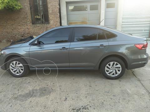 Volkswagen Virtus Trendline 1.6 Pack Safety usado (2020) color Gris Platinium precio $2.000.000