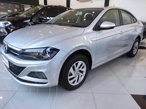 Volkswagen Virtus Comfortline 1.6 nuevo color Gris Platinium precio $2.180.000