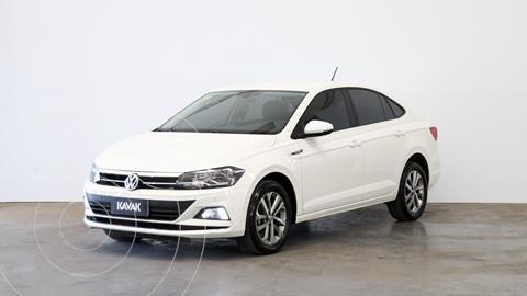 Volkswagen Virtus Highline 1.6 Aut usado (2018) color Blanco Cristal precio $1.960.000