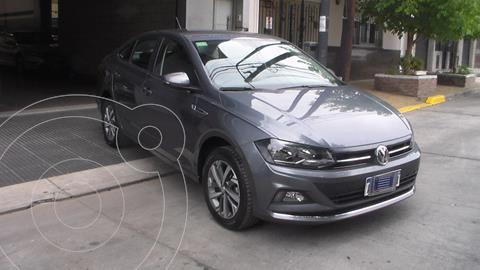 Volkswagen Virtus Highline 1.6 Aut usado (2020) color Gris precio $2.299.900