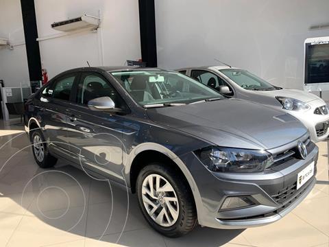 Volkswagen Virtus Trendline 1.6 nuevo color Gris precio $2.140.000