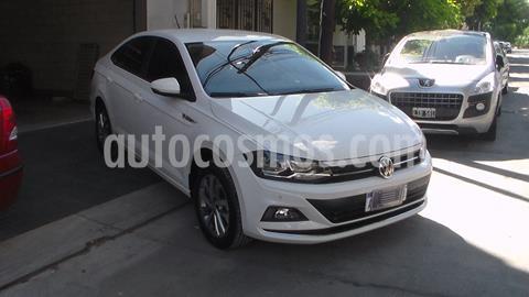 Volkswagen Virtus Highline 1.6 usado (2019) color Blanco precio $1.699.900