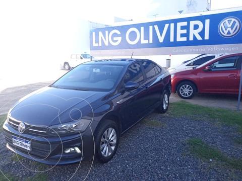 Volkswagen Virtus Comfortline 1.6 Aut usado (2018) color Azul Noche precio $1.650.000