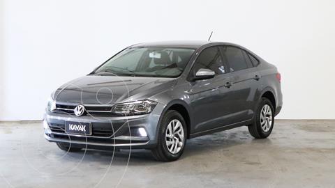 Volkswagen Virtus Trendline 1.6 Aut usado (2018) color Gris precio $1.710.000