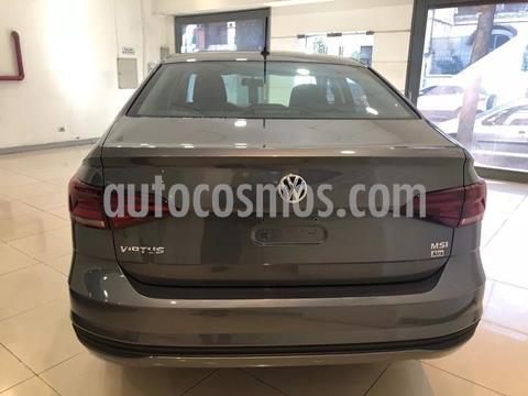 Volkswagen Virtus Trendline 1.6 nuevo color Plata Tungsteno precio $1.416.350