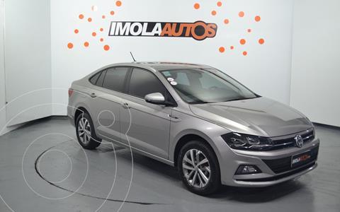 Volkswagen Virtus Highline 1.6 usado (2018) color Beige precio $2.350.000