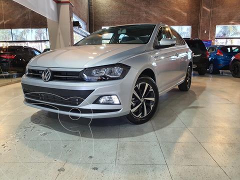 Volkswagen Virtus Comfortline 1.6 Aut usado (2021) color Gris Platinium financiado en cuotas(anticipo $1.550.000)