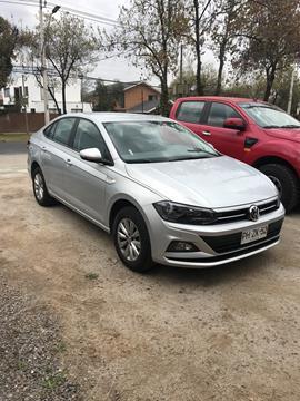 Volkswagen Virtus  1.6L Comfortline  usado (2020) color Plata Metalizado precio $12.780.000