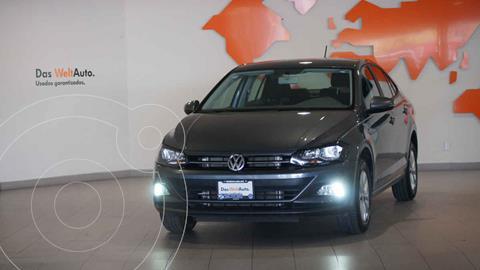 Volkswagen Virtus 1.6L usado (2020) color Gris precio $279,900