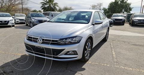 Volkswagen Virtus 1.6L usado (2020) color Plata Dorado precio $239,900