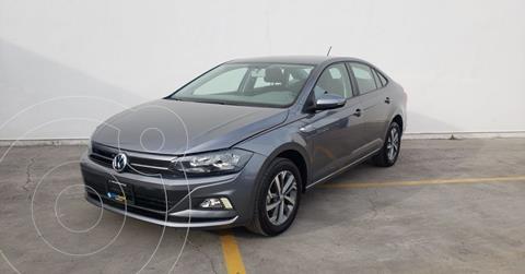 Volkswagen Virtus 1.6L usado (2020) color Gris precio $239,900