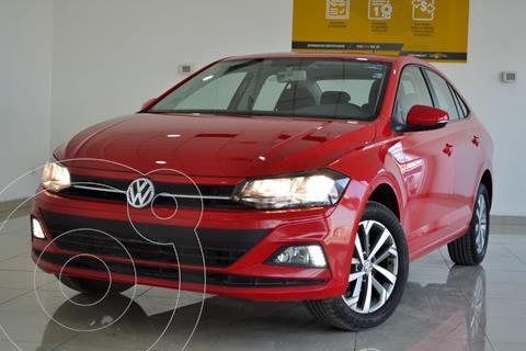 Volkswagen Virtus 1.6L Tiptronic usado (2020) color Rojo precio $270,000