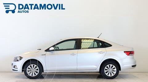 Volkswagen Virtus 1.6L usado (2021) color Plata Dorado precio $279,000