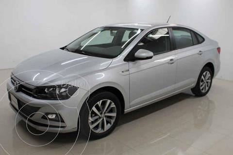 Volkswagen Virtus 1.6L Aut usado (2020) color Plata precio $249,000