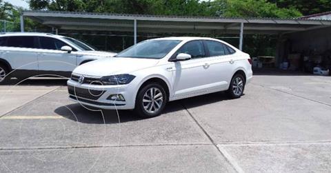 Volkswagen Virtus 1.6L usado (2020) color Blanco precio $259,890