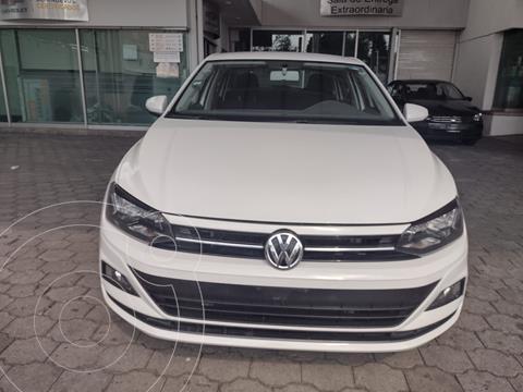 Volkswagen Virtus 1.6L usado (2020) color Blanco precio $279,900