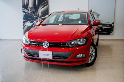 Volkswagen Virtus COMFORTLINE L4 1.6L 110HP FWD ABS BA AC TIP usado (2020) color Rojo Tornado precio $279,000